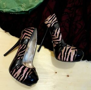 3 for $25- Qupid Luxe Shoes. Size 7
